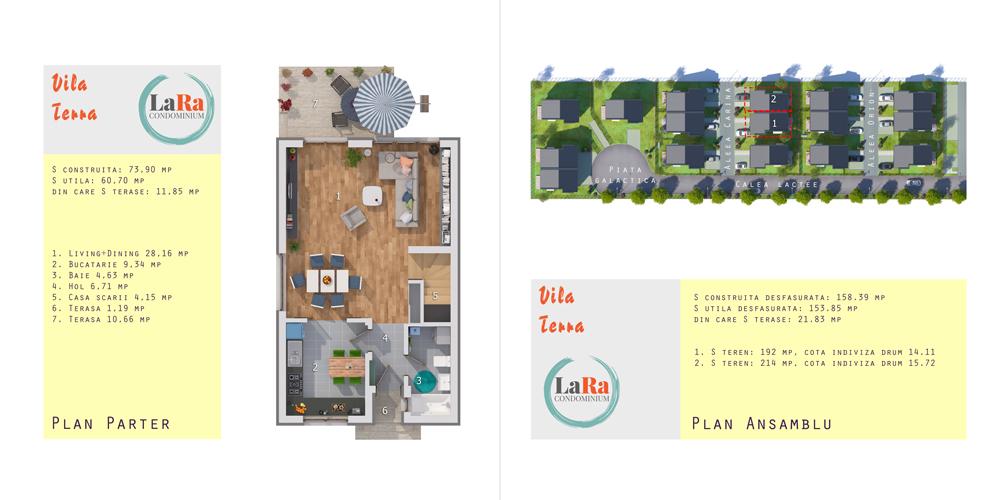 Vila Terra Parter LaRa Condominium